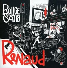 Renaud - Rouge Sang [New CD] France - Import