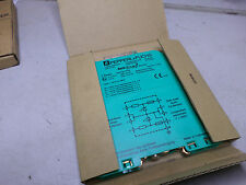 PEPPERL and FUCHS -- DIODE BARRIER 15V 100OHM DUAL CHANNEL -- Z765 -- 71799