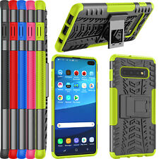 For Samsung Galaxy S10+/S10e/S9/Plus/Halo/J7 Prime Case Stand Shockproof Cover