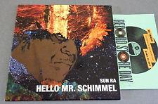 "NEU RSD 2017 7"" Vinyl SINGLE SUN RA Hello Mr. Schimmel Record Store Day GEARBOX"