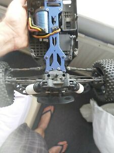 BSD Racing Flux Assault EP brushless 4wd buggy 1/10