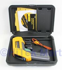 NEW Fluke 566 IR Infrared & Contact Thermometer