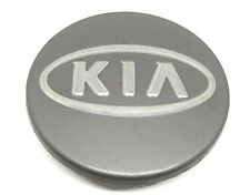 (Gray / Grey) KIA OEM Wheel Rim Hub Center Dust Cap Hubcap # 52960-2F000