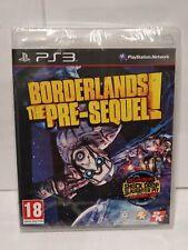 Borderlands The Pre Sequel PS3 PAL français Neuf / NEW