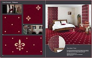 Hotel-Spielhallen-Casino-Internetcafé-Teppichboden-LC 4-Top Qualität!*1m² Preis!