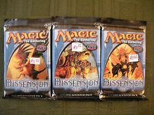 MTG DISSENSION BOOSTER 5 PACK F/S (BLOOD CRYPT BREEDING POOL HALLOWED FOUNTAIN)