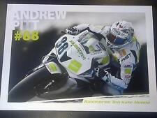 Hannspree Ten Kate Honda WSS 2008 #88 Andrew Pitt (AUS)