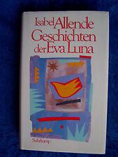 """""""Geschichten der Eva Luna"""" von Isabel Allende"""