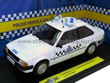 Ford Escort 1.1L Section Car Essex Police 1:18 Diecast Model Car Limited Edition