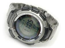 Casio ProTrek Titanium Triple Sensor Watch PRG-110T-7VD