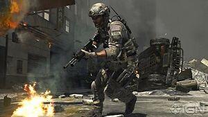 Call of Duty: Modern Warfare 3 (Xbox 360, 2011) Manual Included
