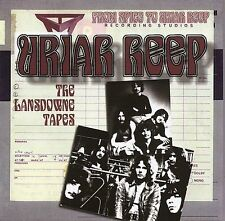 The Lansdowne Tapes [Castle] by Uriah Heep (CD, Jul-2002, 2 Discs, Castle...