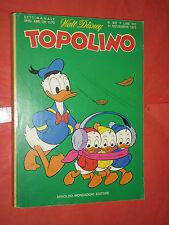 WALT DISNEY -TOPOLINO libretto- n° 937 a - originale mondadori- anni 60/70