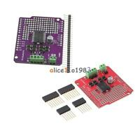 Dual Channel Motor Driver Shield L298P DC Stepper Driver Board For Arduino