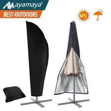 Schutzhülle Ampelschirm 3m Abdeckung  Wetterschutz Schirmhülle Weiß NEU /& OVP