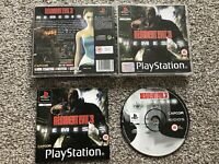 RESIDENT EVIL 3 NEMESIS SONY PLAYSTATION 1 PS1 PS2 PS3 GAME WITH MANUAL UK PAL