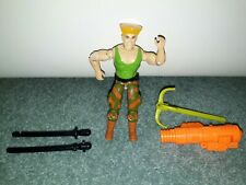 Gi Joe Vintage Street Fighter Guile Action Figure Capcom Hasbro 1993