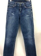 "CITIZENS OF HUMANITY ""AVA"" LOW RISE STRAIGHT LEG STRETCH JEANS SZ 24 (232)"