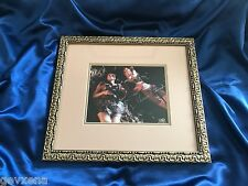 SUPER RARE OFFICIAL Xena (Lucy Lawless) & Renee O'Connor SIGNED Framed Picture