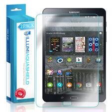 "2x iLLumi AquaShield HD Clear Screen Protector Samsung Galaxy Tab S2 NOOK 8"""