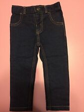 Carter's New Baby Girl Jeans pant 18 Months