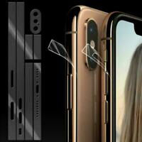 Ultra-thin Transparent Sticker For iPhone 11 Pro/Max XS Max film side M6N6