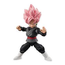 Dragon Ball Super 66 Action Dash Saiyan Goku Black Rose Mini Action Toy Figure