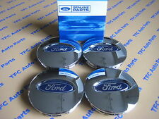 4 Ford F150 Expedition Limited Chrome Wheel Center Cap OEM New Genuine Ford Part