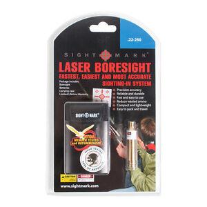 New Sightmark .22-250 or 6.5 Creedmore Premium Laser Rifle Boresight (SM39020)