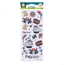 Craft Planet Fun Stickers - Pirates CPT 6561064