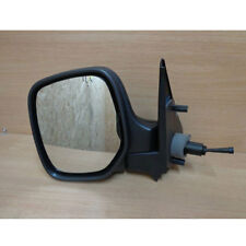 Rétroviseur gauche réglage manuel Noir conducteur, Citroen Berlingo 10/96 à 03/