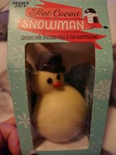 TRADER JOE'S HOT COCOA SNOWMAN! Sold out everywhere!