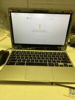 Samsung Chromebook XE303C12 Intel Silver 2GB MOUSE PAD / MOUSE PAD DOES NOT WORK