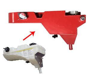 For Kenworth T660 T2000 Peterbilt 337 365 335 387 Aluminum Coolant Overflow Tank