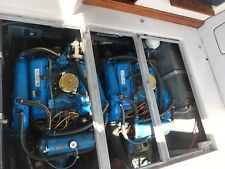 Marine Engines 454 Crusader inboard boat motors With Transmissions