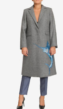MARINA RINALDI by MAX MARA, 100% Wool Coat, Size MR 25, 16W US, 46 DE, 54 IT