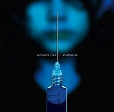 PORCUPINE TREE - ANESTHETIZE 2 CD + DVD NEUF
