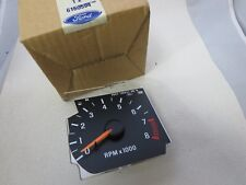 New factory Ford 1990 1991 Escort Tachometer 7000 rpm NOS. instrument cluster