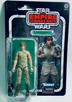STAR WARS Black ESB 40th Anniversay LUKE SKYWALKER DAGOBAH 6in Figure
