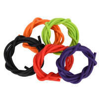 1m 2040 Outdoor Latex Rubber Tube Stretch Elastic For Slingshot Replacement BanS