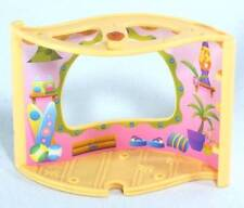 Littlest Pet Shop LPS Play Set Replacement Nook Yellow Athletic Beach