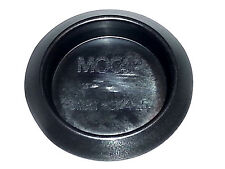 "Mopar Chrysler Dodge 1-3/4"" Plymouth Plastic Depressed Center Body Plugs 1pc NC"