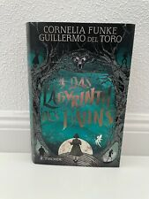 Das Labyrinth des Fauns von Cornelia Funke (Gebundene Ausgabe)