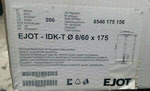 Dübel, Dämmdübel, Tellerdübel, Schlagdübel, ISO Universaldübel 8 x175mm 50 Stück