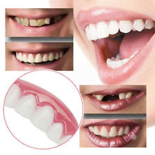 Instant Smile Teeth Cosmetic Veneer Comfort Cover Snap On Fix One Size N6C