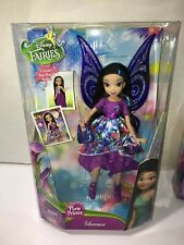 "Disney Fairies Pixie Prints Silvermist  Doll 11"" NEW MINT JAKKS 2015"