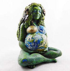 Gaia Mother Earth Goddess Figurine Statue NEMESIS NOW QUALITY Ornament 16.5cm H