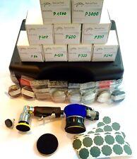 Mini Exzenterschleifer MEGA Set über 1000 Teile! Spot Smart Repair 77 75 mm
