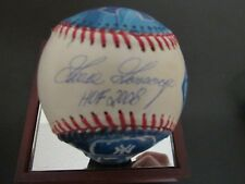 Goose Gossage Signed New York Yankees Painting MLB Baseball - Steiner COA