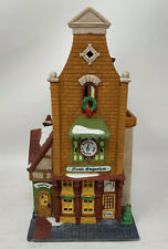 Dept 56 MUSIC EMPORIUM Christmas the City Retired 1992 Heritage Village 55310